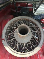 Original 19 Buffalo Wire Perfect Candidate For Drop Center Wheel Road Worthy