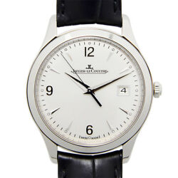 Jaeger-LeCoultre Master Control Date Stainless Steel Q1548420 39mm Men's Watch