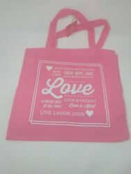 Religious Lightweight Color Tote Bags $7.99