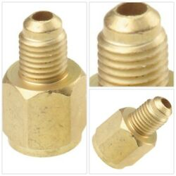 R134A Refrigerant Tank Adapter Connects R12 Hose to 12