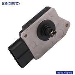 New Mass Air Flow Sensor MAF Hot Wire Type  For Ford Mercury Mazda F67F12B579EA