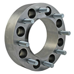 Ford F-250/350 1.00 Steel Wheel Spacers 2005-19 4 By Stahl Steel - Usa Made