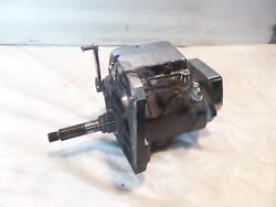 03 2003 Indian Gilroy Chief Vintage Transmission Gears And Housing Assembly
