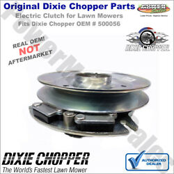 500056 Dixie Chopper 1.125 Electric Clutch For 3066lp, 3074lp And More Lawn Mower