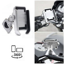360° Motorcycle Bicycle Handlebar Mount Holder Fits GPS Mobile Phone Marvellous