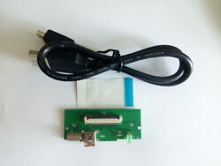 Computer Pc Usb Convert Board Cable Adapter 1.8 Ce Zif Pata Mk2008gal Mk3008gal