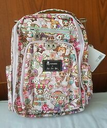 NWT Jujube Tokidoki Donutella's Sweet Shop DSS Be Right Back BRB Backpack Diaper