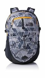 The North Face Men's Borealis Trickonometry PrintRadiant Yellow One Size