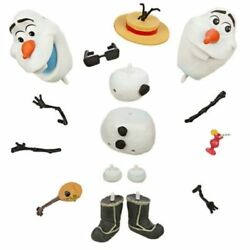 Frozen Disney Olaf Mix And039em Up Play Set With 14 Interchangeable Pull Apart Parts