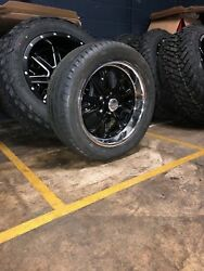 17 Us Mags Rambler General Rs Wheel And Tire Package Chevy Chevelle Caprice