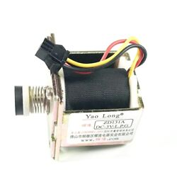 1PC General Gas Water Heater Spart Part DC 3V 3 Pin Solenoid Electromagnet Valve