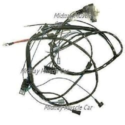 Engine Wiring Harness A/t 70 Buick Gran Sport Skylark Gs 455 400 Without A/c