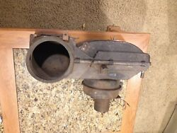 1965 -68 Ford Mustang Heater Box motor fan air housing with fan and core