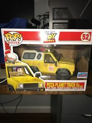 Official Nycc 2018 Funko Pop Rides Disney Toy Story Pizza Planet Truck Buzz