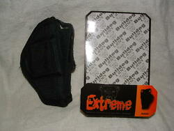 Bull Dog Extreme Ambidextrous Holster wMag Pouch Compact Autos w2