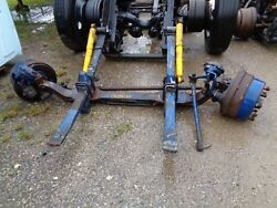 1990 Kenworth K100 Axle Assembly Differental Beam Front