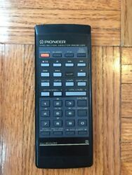 PIONEER FOR PROJECTION MONITOR RECEIVER CU SD032 REMOTE CONTROL