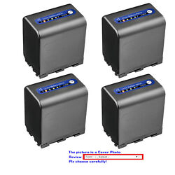 Kastar Replacement Battery For Sony Np-qm91d Qm91d And Sony Dcr-dvd200 Dcr-dvd201