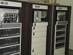 MTS AERO-90  DSSC and MDAC  5 Cabinets Cables Controllers