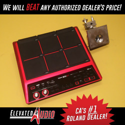 Roland SPD-SX SE, Great Condition W/ New APC-33 Clamp. Buy from CA's #1 Dealer !