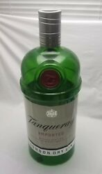 Tanqueray Imported London Dry Gin 22 High Plastic Tip Bank Bottle