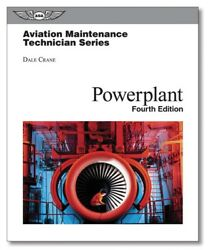 Asa Amt - Powerplant Textbook - New 4th Edition Free Shipping