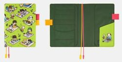 Hobonichi Cover A Perfect Day for Picnic Blankets for A5 Planner Cousin JAPAN