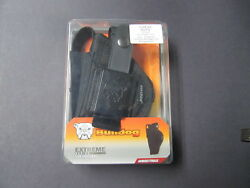 EXTREME BULLDOG HOLSTER SIZE 20 FITS MOST SUB COMPACT AUTOS W2