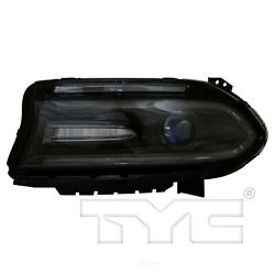 Headlight Assembly-NSF Certified Left TYC 20-9696-90 fits 16-18 Dodge Charger