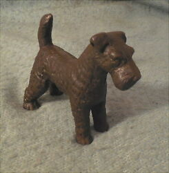 Standing Scotty Dog Door Stop 3 Lbs Cast Iron Doorstop Black Scottish Terrier