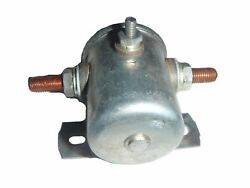 Nos Made In Usa Starter Motor Solenoid Switch 1948-1953 And 1955-1958 Divco New