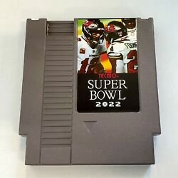 Tecmo Super Bowl 1967 - 2021 New 2022 Nintendo Nes Game - Choose Your Year
