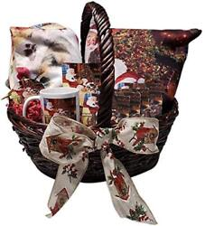 The Ultimate Dog Lover Christmas Holiday Gift Basket Black Russian Terriers Dog
