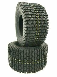 2 New 18x8.50-8 Turf Tire 4 Ply Mower Garden Tractor Tubeless 18x850-8