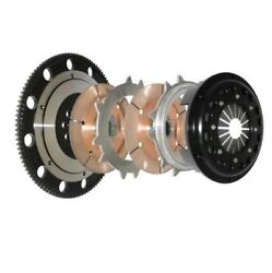 Competition Clutch Twin Disc Series Complete Clutch Kit For 08-15 Evolution