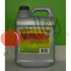 VITAMAX PLUS 10L Liter Grotek Soil Hydroponics Supplement Bloom Booster Additive