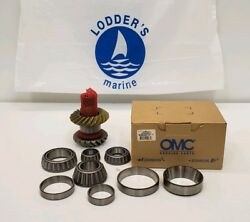Omc Oem Gear And Pinion Assembly Part 0984012