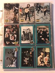 The Beatles Collection Trading Cards In Sleeves Set Set Of 153