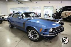 1970 Ford Mustang  Header – 1970 BOSS 302 All Numbers Matching 57K Original Miles Rare Combo!