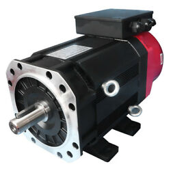 Spindle Servo Motor And Drive To Milling Machine Lathe Machine And Cnc Center