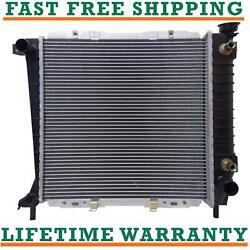 Radiator For 85-94 Ford Ranger 2.0l 2.3l L4 1 Thick Fast Shipping Direct Fit