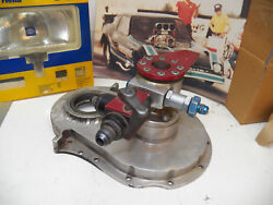 Big Block Timing Cover Cast And Polished Andfuel Pump.pol. W/fso Andcable Bkt