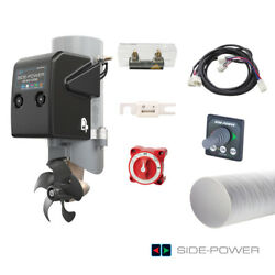 Marine Bow Thruster SE 40125s Side Power with Installation Kit