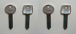 Old School Ford Key Blanks Ford Mustang Fairlane Gt Ltd Mach 1 Shelby 429 351