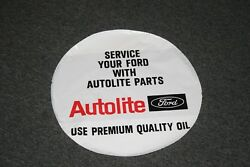Nos 1969-71 Autolite Steering Wheel Cover Mustang, Ford, Torino.
