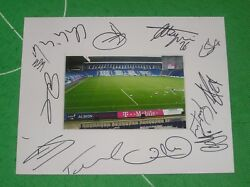 West Bromwich Albion Wba Mount Multi-signed X 10 2018/19 First Team Squad