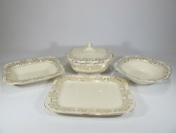 The Edwin M Knowles China Company Set D8779