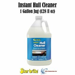 Star Brite Boat Marine Bottom Hull Cleaner 1 Gallon Cleans Scum Lines And Stains