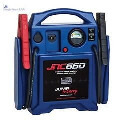 Clore Automotive Jump-N-Carry 1700 Peak Amp 12V Jump Starter 46 inch Heavy-Duty