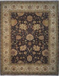 Authentic Wool 8' 0 X 10' 1 India Sultanabad Rug Rnr-9532